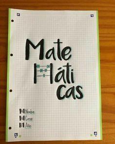 No photo description available. Bullet Journal School, Bullet Journal Notes, Notebook Art, Notebook Covers, School Notebooks, Decorate Notebook, Pretty Notes, Little Bit, Lettering Tutorial