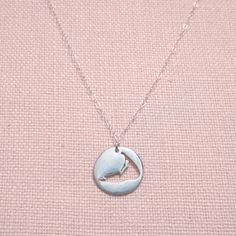 Nantucket Island Necklace