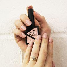 Evo nude - barbie classy nails, stylish nails, glam nails, my nails, Glam Nails, Classy Nails, Stylish Nails, Nude Nails, Trendy Nails, Gel Nail Colors, Gel Color, Nail Colour, Bio Gel Nails