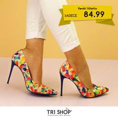 KAMPANYA TR1Shop.com'da Bayan Stiletto Ayakkabılar'da İndirim Rüzgarı Esiyor. Bayan Stiletto KDV Dahil Sadece 84.99 TL'ye sahip olabilirsiniz. Son fırsatlar kaçırmayın. Detaylı bilgi: http://goo.gl/zcEr1B