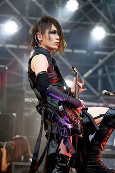 Uruha. The gazette