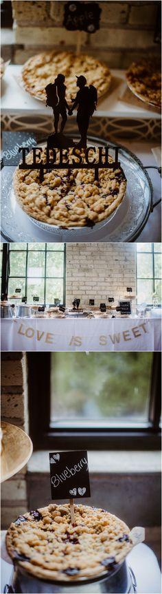 New Vintage Place Wedding Photography- Erinn + Josh's Grand Rapids Wedding — K. Wedding Details, Wedding Pies, Wedding Photography, Food, Cake Wedding, Essen, Meals, Wedding Photos, Wedding Pictures