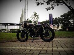 Scorpio 225 Flat Tracker a film by NgajedoxVideoGrapher
