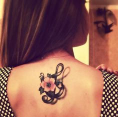 amazing music symbol tattoo #ink #youqueen #girly #tattoos #music