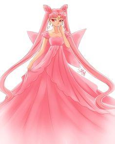 Princess Chibiusa by SailorGigi