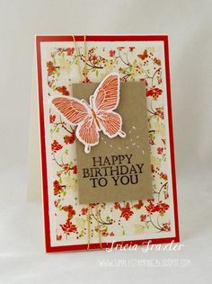 Friday Funday! - First (well, Second!) Friday Kit Challenge #5: Narrow Paper (1/9/15) - stampTV