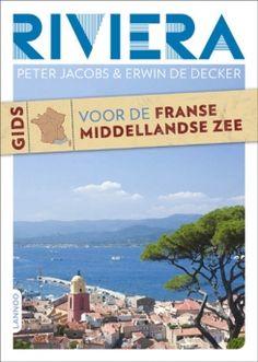 22,50€ - Riviera - Gids voor de Franse Middellandse Zee   Uitgeverij Lannoo