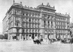 Vintage Architecture, Budapest Hungary, Old Photos, Cities, Buildings, The Past, Archive, Louvre, History