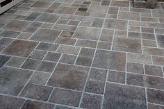 Interior And Exterior, Tile Floor, Home And Garden, Homes, Flooring, Decor, Gardens, Terraces, Portal