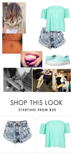 """Morning"" by jesslovesumore ❤ liked on Polyvore featuring WithChic and Vans"