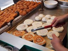 Street food- Hoddeok (호떡)