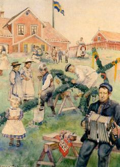 Gerda Tiren (1858 – 1928, Swedish)
