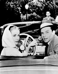 Grace Kelly & Frank Sinatra ~ High Society, 1956