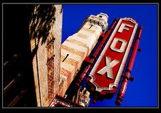 Fox Theater, Atlanta, Georgia