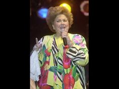 """Gospel singer made her fame with Happy Goodman Family, but didn't stop there. Post includes vintage video of Goodman singing """"Looking for a City. Sound Of Music, Good Music, My Music, Southern Gospel Music, Country Music, Vestal Goodman, Gaither Homecoming, George Jones, Praise Songs"""