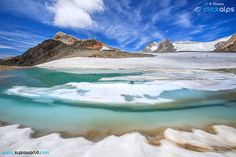 The Secret of the Glacier by SysaWorld Roberto Moiola on 500px