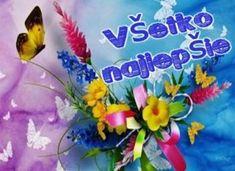 Všetko najlepšie Birthday Wishes, Technology, Tech, Special Birthday Wishes, Tecnologia, Birthday Greetings, Birthday Favors