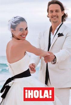 ¡En HOLA!: Ana Serradilla y Héctor Samperio, una romántica boda 'sorpresa'... a la mexicana