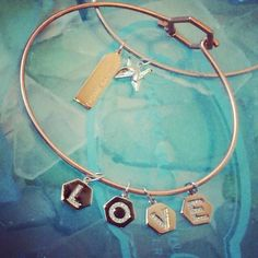 Introducing CORE by Origami Owl - layering, customizable bangle bracelets - teresacampbell.origamiowl.com