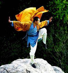40 Demonstrações Arte pacífica e sólidos Shaolin Monk Marciais - Art Bored