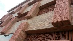 Facade, al-azhar mosque
