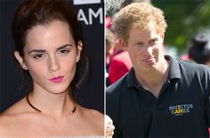 Emma Watson dément sa relation avec le prince Harry | HollywoodPQ.com