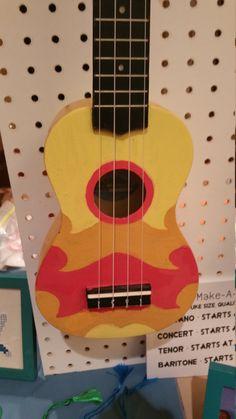 Steven Universe ukulele -made to order-