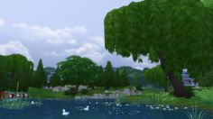 Forgotten Hollow lighting for Willow Creek & Newcrest. Install Instructions:unzip and replace .world file(s) in: C:/Program Files (x86)/Origin Games/The Sims 4/Data/Shared/Worlds/Area Install...