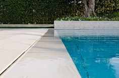 Inground pools, infinity or with skimmer. Pool Coping, Above Ground Pool, In Ground Pools, Swimming Pool Construction, Concrete Pavers, Cement, Pool Cabana, Plunge Pool, Pool Houses