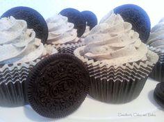 Cookies and cream Oreo cupcakes recipe