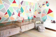 You'll want to paint your empty walls after seeing these!