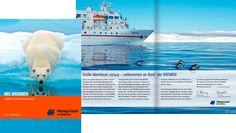 Hapag Lloyd Kreuzfahrten Kataloge und Dialog-Marketing