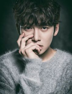 "Ji Chang Wook photoshoot for Issue 1091 Cover Story for ""Fabricated City"" . Song Joong, Song Hye Kyo, Asian Actors, Korean Actors, Healer Korean, Ji Chang Wook Photoshoot, Ji Chang Wook Healer, Ji Chang Wook Smile, Fabricated City"