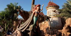 Go Under the Sea with Journey of The Little Mermaid http://www.reserveorlando.com/travelguide/go-under-the-sea-with-journey-of-the-little-mermaid/