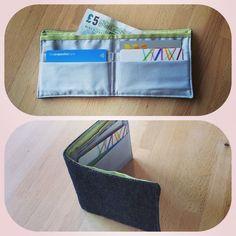 Wallet making workshop