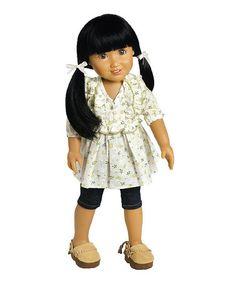 Another great find on #zulily! Jasmine 18'' Doll #zulilyfinds