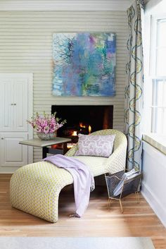 See more images from the refresh: a home makeover with kara cox on domino.com