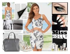 """""""Miss Holly 7"""" by mujkic-merima ❤ liked on Polyvore"""