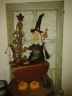 Primitive Witch