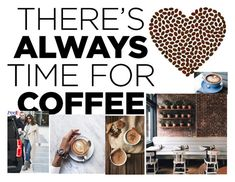 """""""Coffee Addict!"""" by daffodil2018 ❤ liked on Polyvore featuring interior, interiors, interior design, home, home decor, interior decorating and Coffee Shop"""