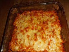 Csirkés Tagliatelle csőben sütve Lasagna, Ethnic Recipes, Food, Essen, Meals, Yemek, Lasagne, Eten