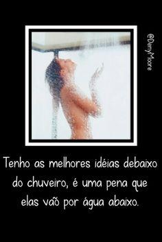#Mulher #Banho #Chuveiro Deny Moore @DenyMoore