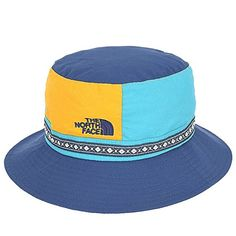 Mens Caps, Caps Hats, Color Blocking, Bucket Hat, Going Out, Sporty, Navy, Accessories, Fashion