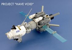 """Project """"Have Void"""", by Wiseman_Lego"""