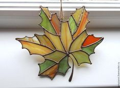Most recent Screen Stained Glass leaves Style Around the fall of 1998 I made the decision which I actually needed just one more interest with regard to the . crafts painted Most recent Screen Stained Glass leaves Style Stained Glass Ornaments, Stained Glass Christmas, Stained Glass Flowers, Stained Glass Suncatchers, Stained Glass Crafts, Stained Glass Designs, Stained Glass Panels, Stained Glass Patterns, Broken Glass Art