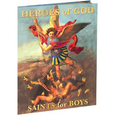 Heroes of God - #Saints for Boys-Available at  Leaflet Missal