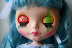 Custom Blythe Dolls By Zebra