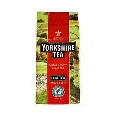 Yorkshire Red Tea loose Tea 8.8oz Foil Bag - http://mygourmetgifts.com/yorkshire-red-tea-loose-tea-8-8oz-foil-bag/