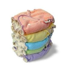 Kissaluvs Fitted Fleece (cloth diaper)