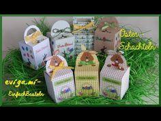 Evigami-Osterschachtel mit kostenloser Schablone und Papier zum Ausdrucken - YouTube Baby Shoes, Crochet Hats, Youtube, Kids, Paper, Free Stencils, Boxes, Packaging, Easter Activities